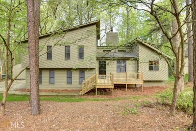 Kennesaw Single Family Home Under Contract: 4723 N View Rd