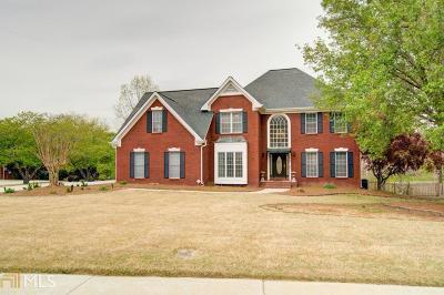 Grayson Single Family Home Under Contract: 1550 Hillside Oak Dr