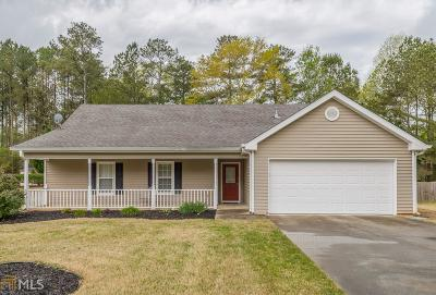 Loganville Single Family Home Under Contract: 2375 Huntington Dr
