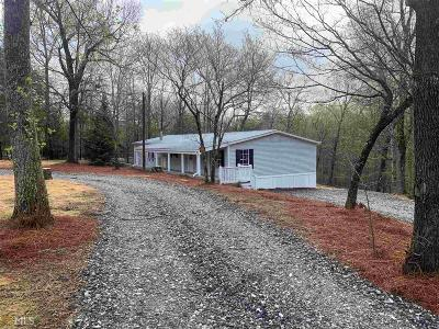 Cleveland Single Family Home For Sale: 1570 Dean Mtn Rd