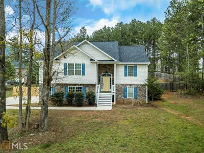 Douglasville Single Family Home Under Contract: 6650 Crest Wood Ln