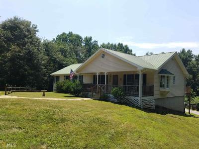Habersham County Single Family Home New: 790 Birdhouse Ln