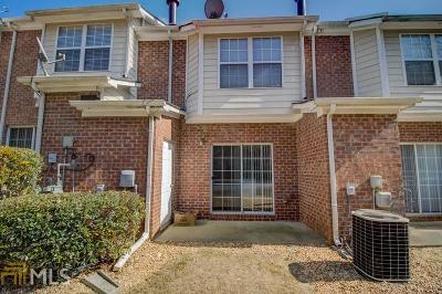 Lawrenceville Condo/Townhouse Under Contract: 268 Paden Cove Trl