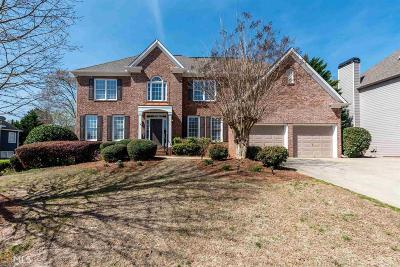 Canton Single Family Home New: 109 Willow View Ln