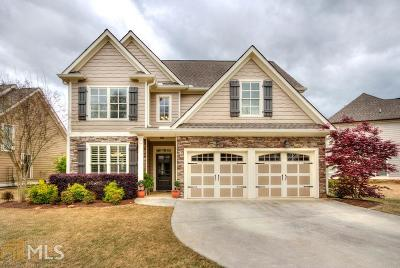Cartersville Single Family Home Under Contract: 64 Lake Haven Dr
