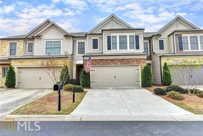 Alpharetta Condo/Townhouse Under Contract: 1265 Township Cir