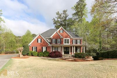 Roswell Single Family Home Under Contract: 335 Chickering Lake Ct