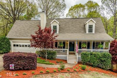 Suwanee Single Family Home Under Contract: 2431 Arbour Trace Ter