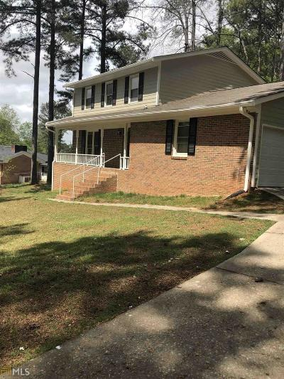 Lithonia Single Family Home New