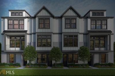 Decatur Condo/Townhouse New: 927 Katie Kerr Dr