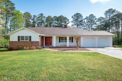 Snellville Single Family Home For Sale: 2654 Amberly Way