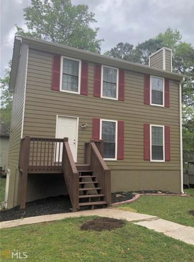 Stone Mountain Single Family Home New: 935 Lake Watch