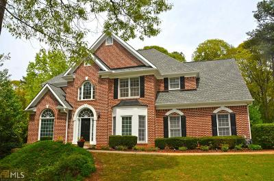 Peachtree City GA Single Family Home For Sale: $599,500