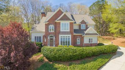 Suwanee Single Family Home New: 109 Riverview
