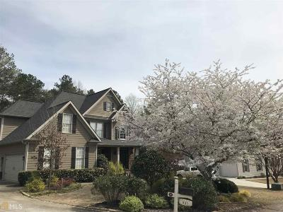 Woodstock Single Family Home Under Contract: 531 Wisteria Dr