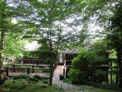 Rabun County Single Family Home For Sale: 226 Moonridge Dr #71