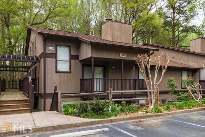 Sandy Springs Condo/Townhouse Under Contract: 302 River Run Dr