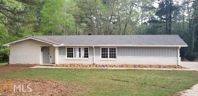 College Park Single Family Home Under Contract: 4060 Montego Bay Dr