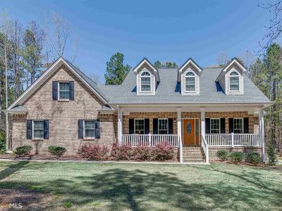 Butts County Single Family Home New: 147 High Ridge Trl