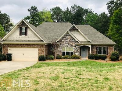 Newnan Single Family Home Under Contract: 101 Martins Pond