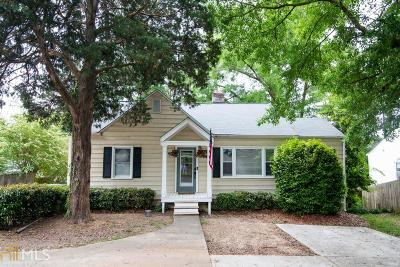 Brookhaven Single Family Home For Sale: 1855 Dresden Dr
