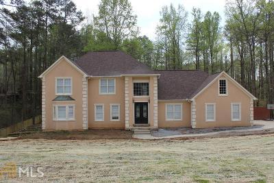 Marietta Single Family Home New: 2798 Pete Shaw Rd