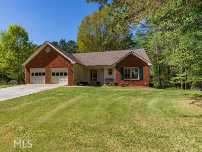 Snellville Single Family Home Under Contract: 2389 Radbury Ln