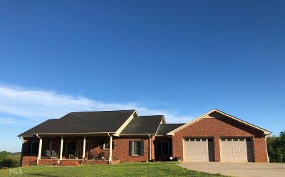 Elbert County, Franklin County, Hart County Single Family Home New: 1322 Campbell Ridge Rd