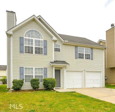 Ellenwood Single Family Home New: 2544 Brookgate Xing