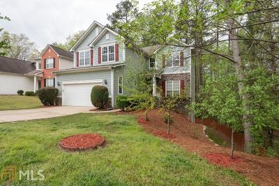 Kennesaw Single Family Home Under Contract: 3135 Creekside Village Dr