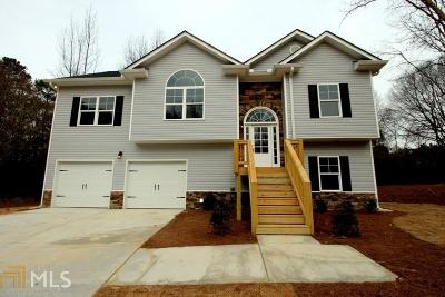 Cartersville Single Family Home New: 16 Griffin Mill Dr