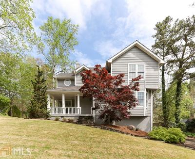 Roswell Single Family Home New: 4449 Coventry Ct