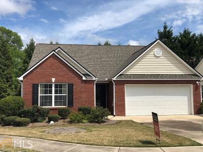 Loganville Single Family Home Under Contract: 526 Mockingbird Ln