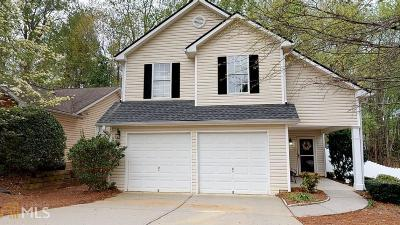 Kennesaw Single Family Home New: 3219 Liberty Commons Dr