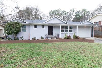 Smyrna Single Family Home New: 2634 Birch St