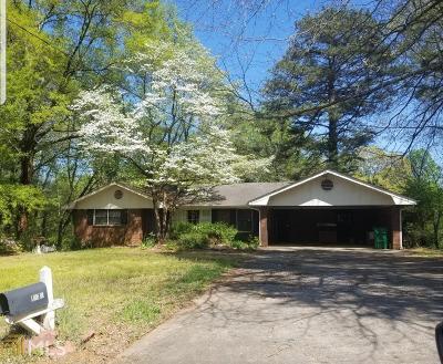 Stone Mountain Single Family Home New: 1032 Yemassee Trl