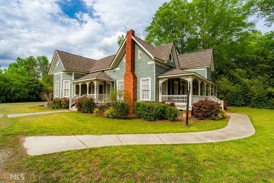 Gordon, Gray, Haddock, Macon Single Family Home For Sale: 115 E Clinton St