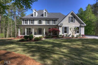Fayetteville GA Single Family Home Under Contract: $650,000