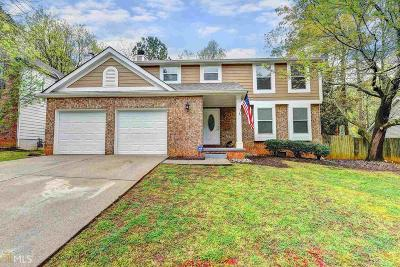 Tucker Single Family Home Under Contract: 2431 Empire Forest