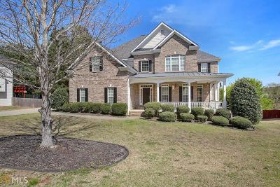 Douglasville Single Family Home Under Contract: 4300 Huntcliff Trce
