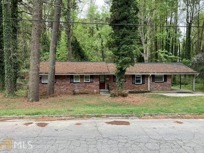 East Point Single Family Home New: 3214 Cloverhurst Dr