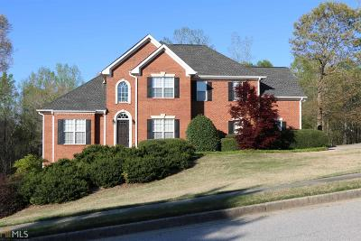 Villa Rica Single Family Home Under Contract: 4631 Crooked Creek