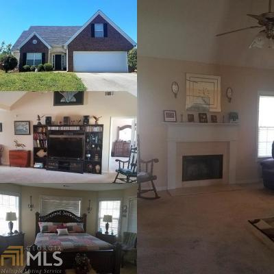 Griffin Single Family Home New: 405 Ashley Trl