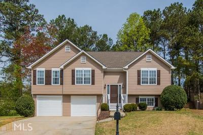 Woodstock Single Family Home Under Contract: 4099 Mt Vernon Dr