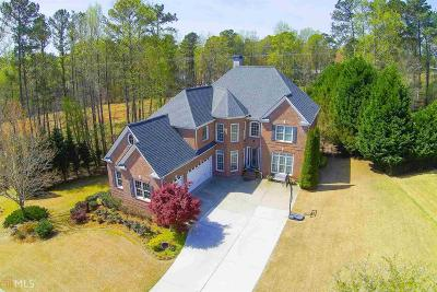 Lilburn Single Family Home Under Contract: 1323 Silver Trace Dr