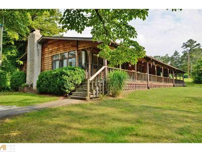Rabun County Single Family Home New: 1994 Camp Creek Rd