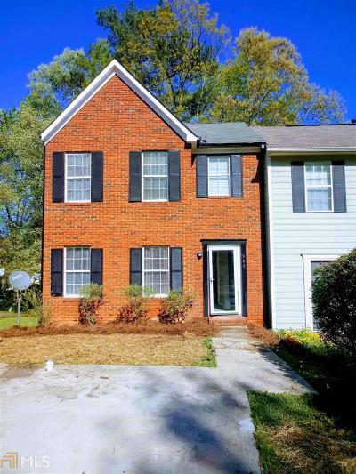 Marietta Condo/Townhouse Under Contract: 946 Mill Stone Dr