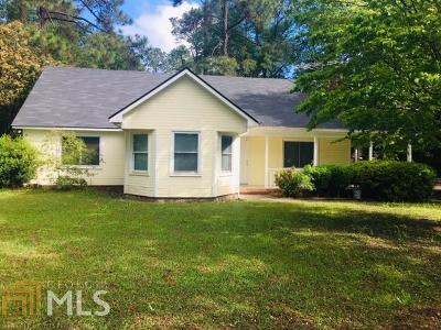 Statesboro Single Family Home For Sale: 109 Hawthorne Rd