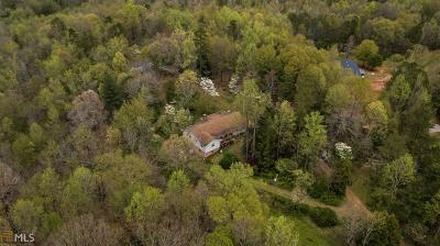 Franklin County Single Family Home Under Contract: 941 Atkinson Bridge Rd