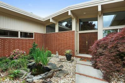 Avondale Estates Single Family Home Under Contract: 2996 Majestic Cir
